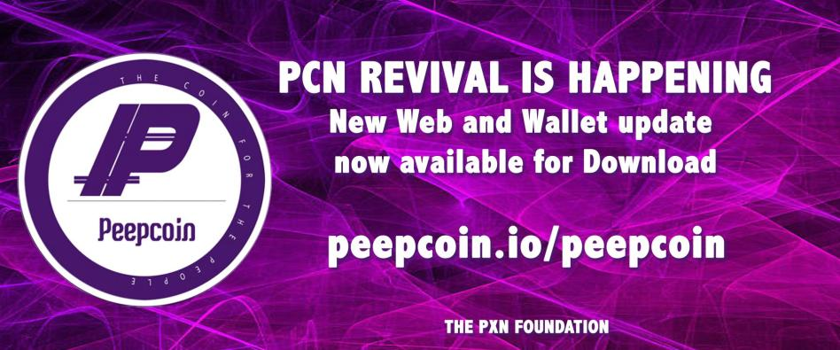 The PXN Foundation proudly releases the new PCN Wallet and